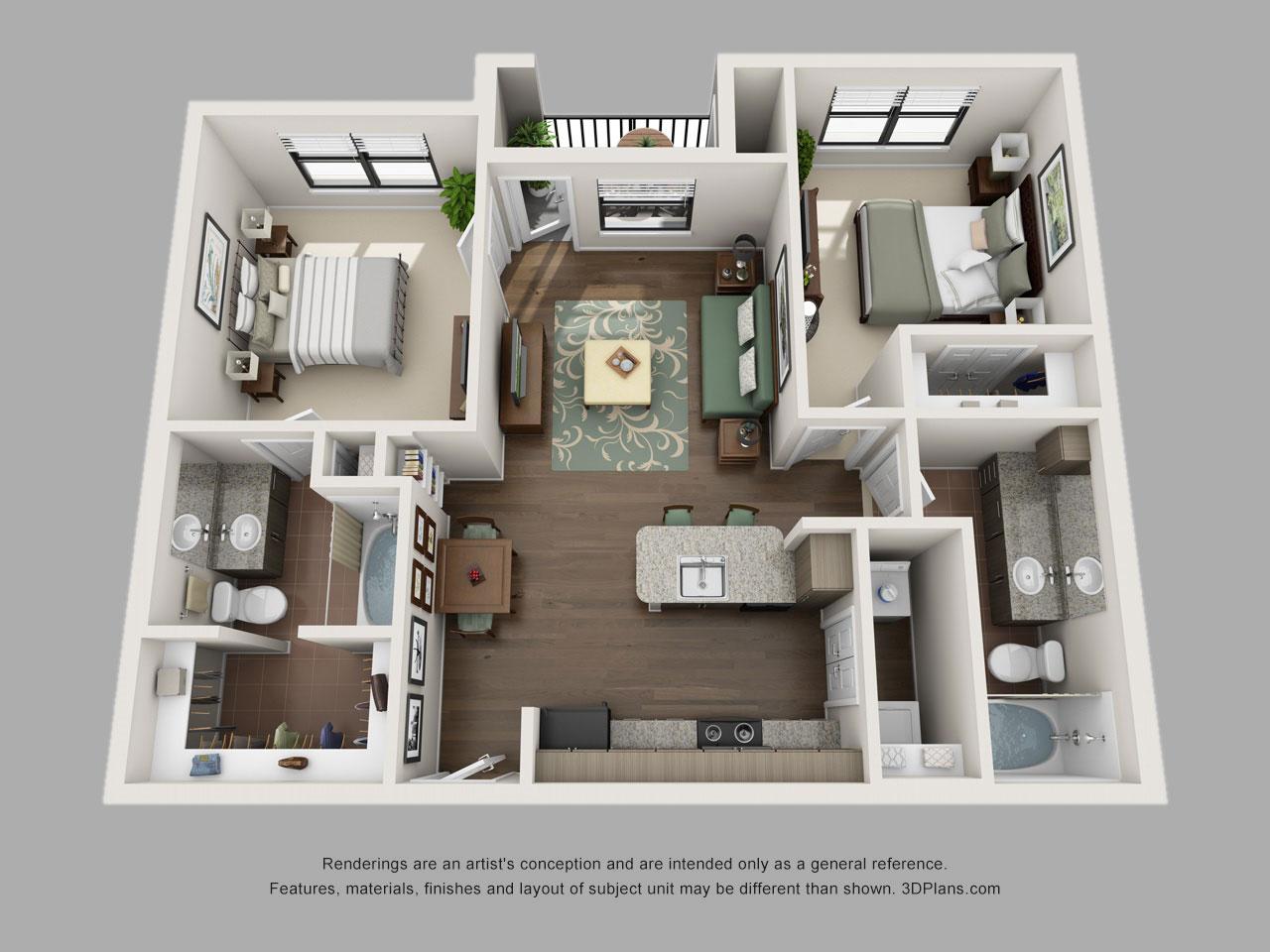 Slight Variations In Floor Plan Might Occur